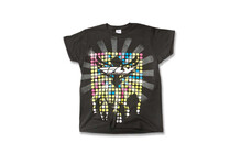 Fly Racing T-Shirt Fame Girls schwarz